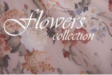 Каталог тканей Flowers collection